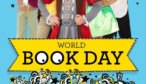 Activities for World Book Day