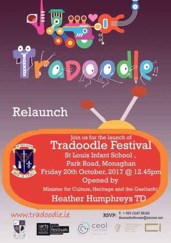 Tradoodle Festival  opened by Heather Humphreys TD